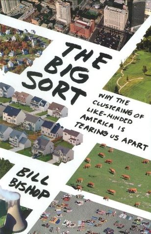 The Big Sort book cover