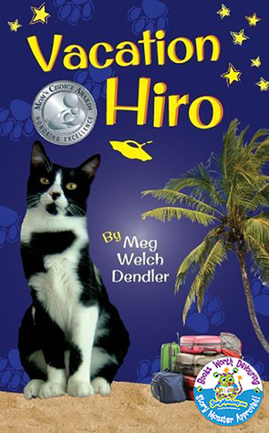 Vacation Hiro (Cats in the Mirror, #2)
