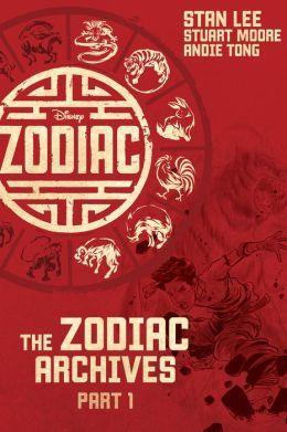 The Zodiac Legacy: The Zodiac Archives Part 1