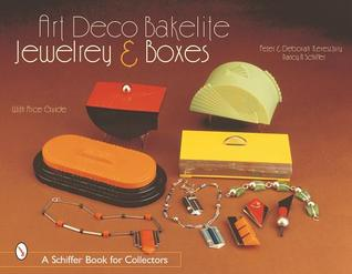 Art Deco Bakelite Jewelry & Boxes: Cubism for Everyone