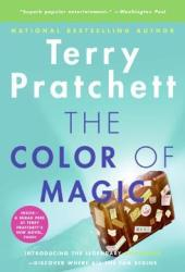The Color of Magic (Discworld, #1; Rincewind #1) Book