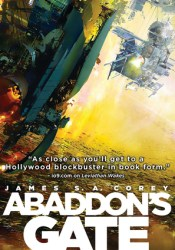 Abaddon's Gate (The Expanse, #3) Pdf Book