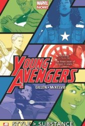 Young Avengers, Volume 1: Style > Substance Book