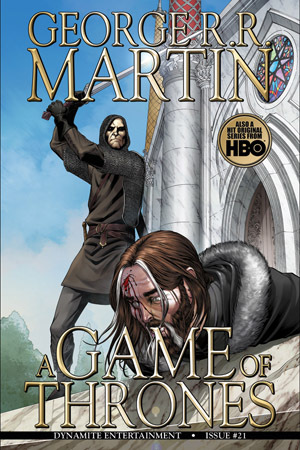 A Game of Thrones #21