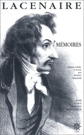 Mémoires et autres écrits