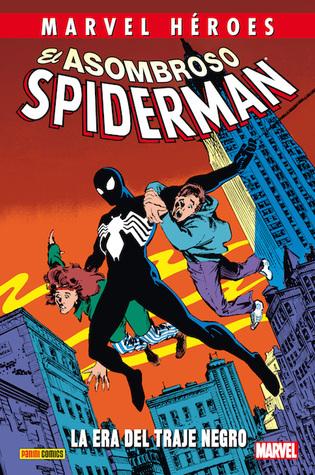 Marvel Héroes: El Asombroso Spiderman: La era del traje negro