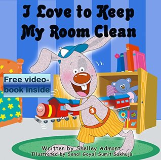 I Love to Keep My Room Clean