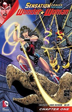 Sensation Comics Featuring Wonder Woman #1