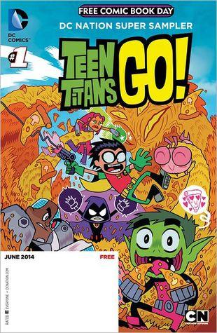 Teen Titans Go! FCBD Special Edition #1