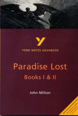 """Paradise Lost"" (York Notes Advanced)"