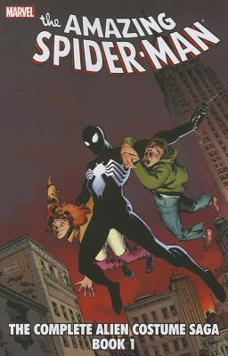 Spider-Man: The Complete Alien Costume Saga, Book 1