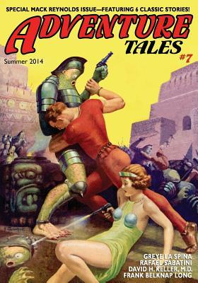 Adventure Tales #7: Classic Tales from the Pulps