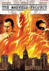 The Marvels Project Book by Ed Brubaker