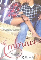 Embrace (Evolve, #2) Book Pdf