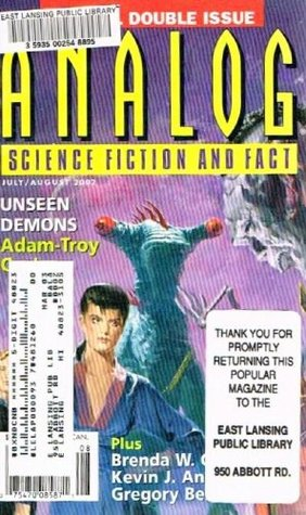 Analog Science Fiction and Fact, July/August 2002