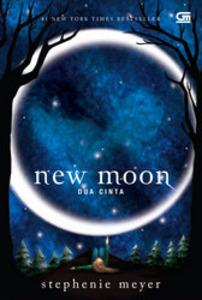 New Moon - Dua Cinta (Twilight, #2)