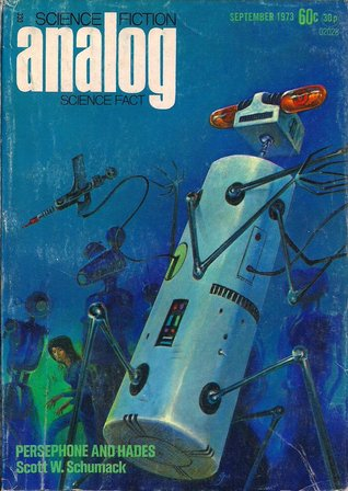 Analog Science Fiction and Fact, September 1973