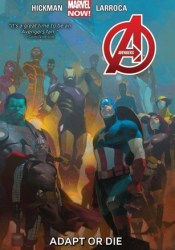 Avengers, Volume 5: Adapt or Die Pdf Book