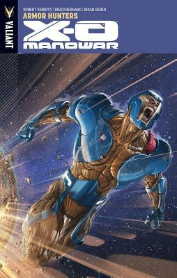 X-O Manowar, Volume 7: Armor Hunters