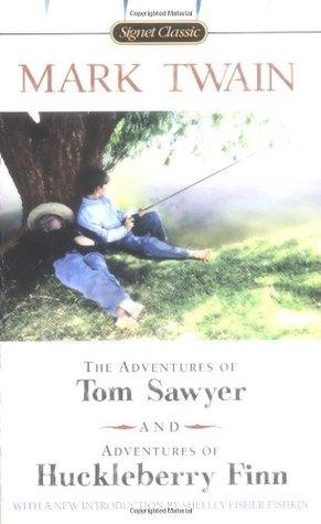 The Adventures of Tom Sawyer & Adventures of Huckleberry Finn