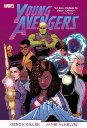 Young Avengers Omnibus Pdf Book