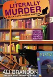 Literally Murder (Black Cat Bookshop Mystery #4) Pdf Book
