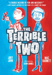 The Terrible Two (The Terrible Two, #1) Pdf Book