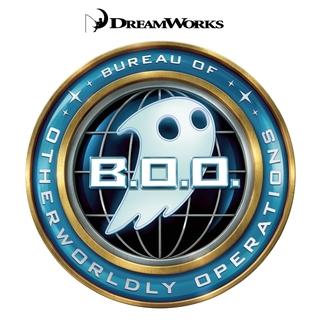 B.O.O.: The Ghost Hunting Handbook