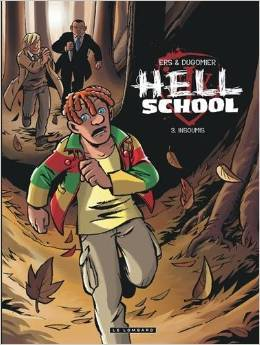Insoumis (Hell School, #3)