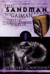 Preludes & Nocturnes (The Sandman, #1) Book