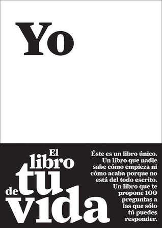 Yo: el libro de tu vida