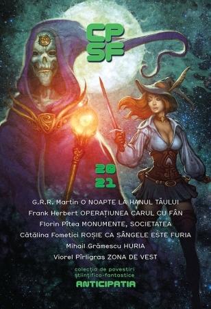 Colecţia de Povestiri Ştiinţifico-Fantastice (CPSF A #20-21)