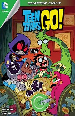 Teen Titans Go! (2014- ) #8