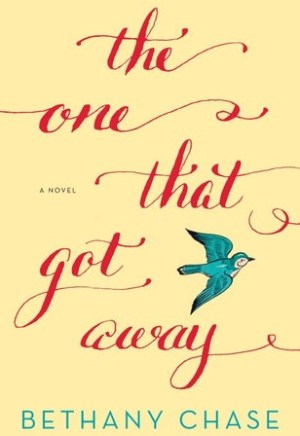 #Printcess review of The One That Got Away by Bethany Chase