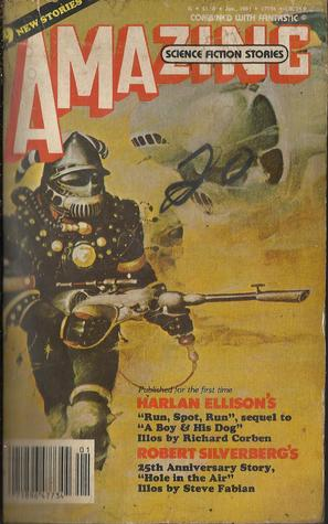 Amazing Science Fiction Stories, January 1981