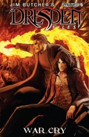 Jim Butcher's Dresden Files: War Cry #5
