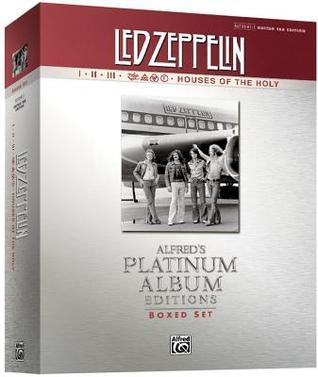 Alfred's Platinum Album Editions: Led Zeppelin