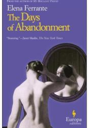 The Days of Abandonment Book by Elena Ferrante