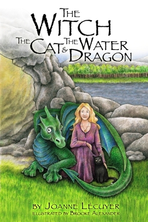 The Witch, the Cat and the Water Dragon