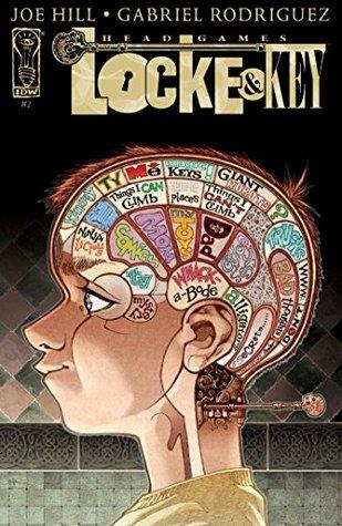 Locke and Key: Head Games #2
