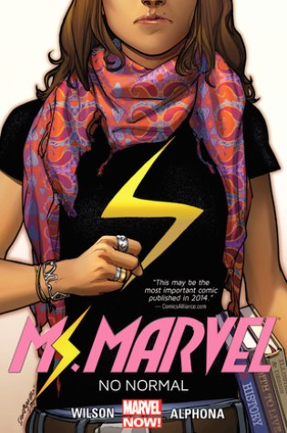 Ms. Marvel, Vol. 1: No Normal Book Pdf ePub