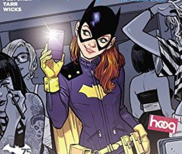 Batgirl 35