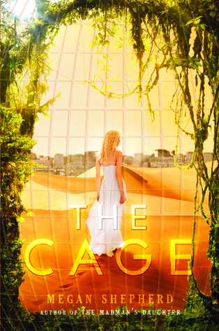 Image result for the cage megan shepherd