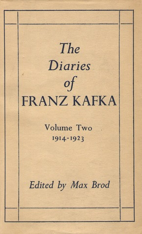 The Diaries of Franz Kafka: 1914-1923