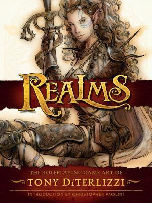 Realms: The Roleplaying Art of Tony DiTerlizzi