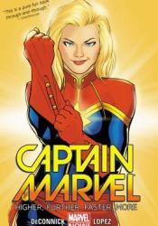 Captain Marvel, Volume 1: Higher, Further, Faster, More Pdf Book