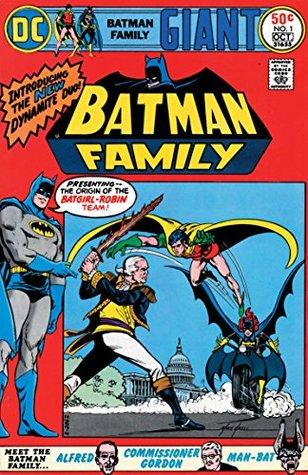 Batman Family (1975-) #1