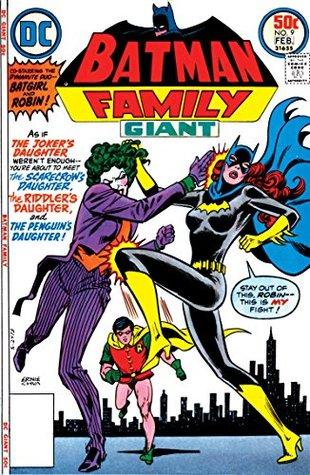 Batman Family (1975-) #9