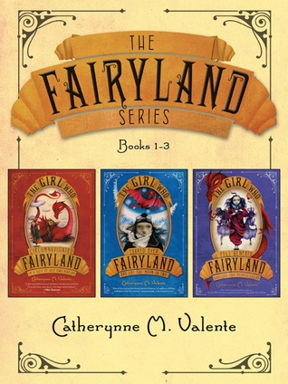The Fairyland Series (Books 1-3)
