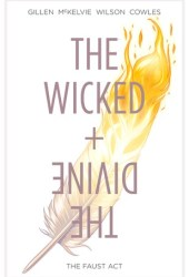 The Wicked + The Divine, Vol. 1: The Faust Act Book